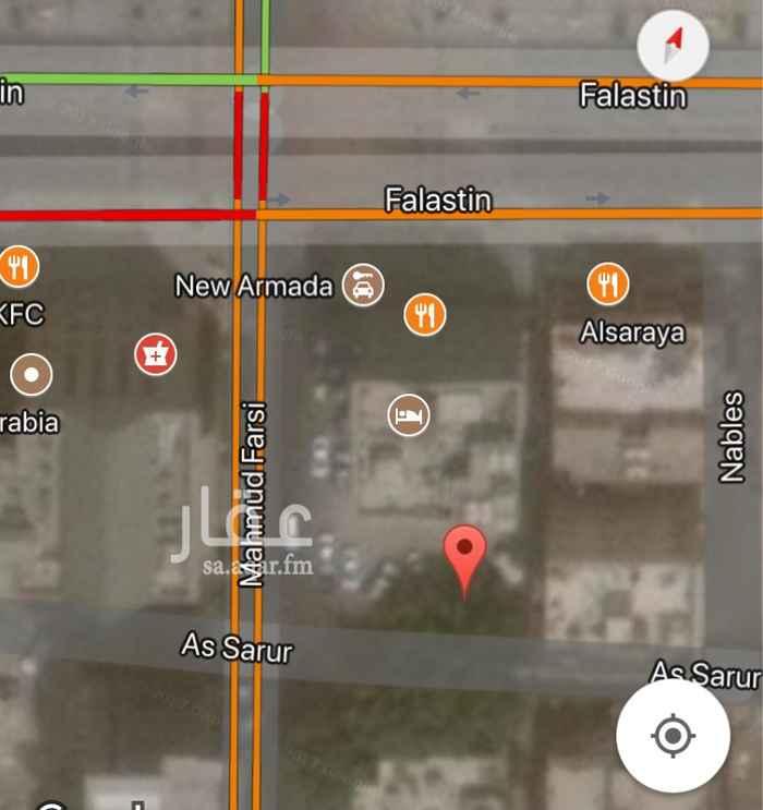 أرض للبيع في شارع 2614-2632 السرور, جدة