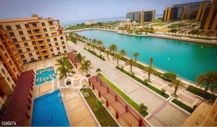 شقة للبيع في طريق الساحل ، حي المروج ، مدينة الملك عبد الله الاقتصادية ، رابغ