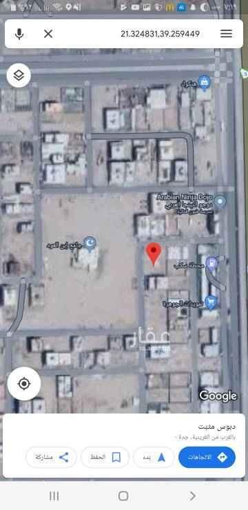 أرض للإيجار في حي القرينية ، جدة