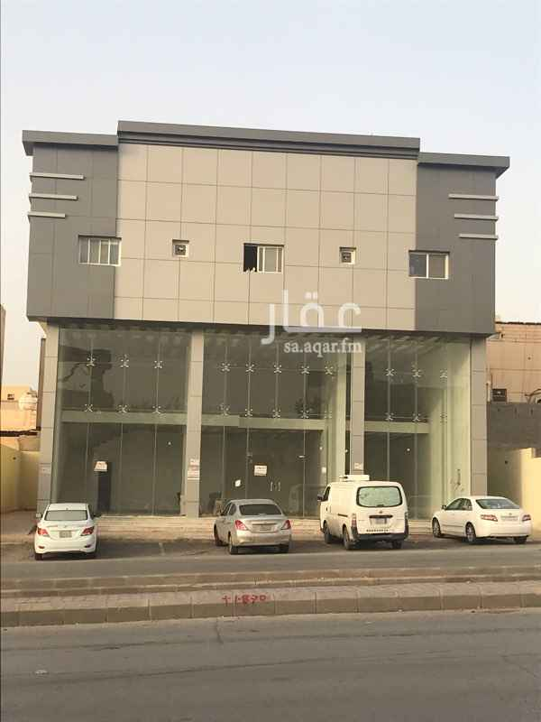 عمارة للبيع في شارع حمزة بن عبد المطلب ، حي العريجاء الوسطى ، الرياض