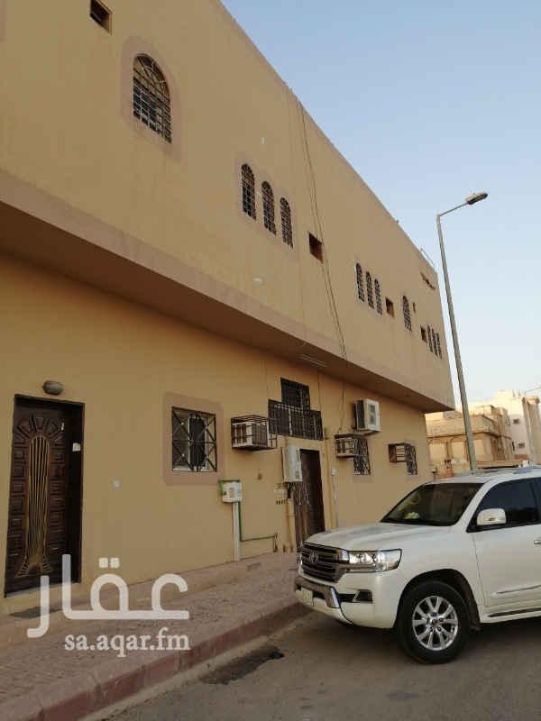 عمارة للإيجار في شارع الامير سلطان بن عبدالعزيز ، حي الزاهر ، الخرج ، الخرج