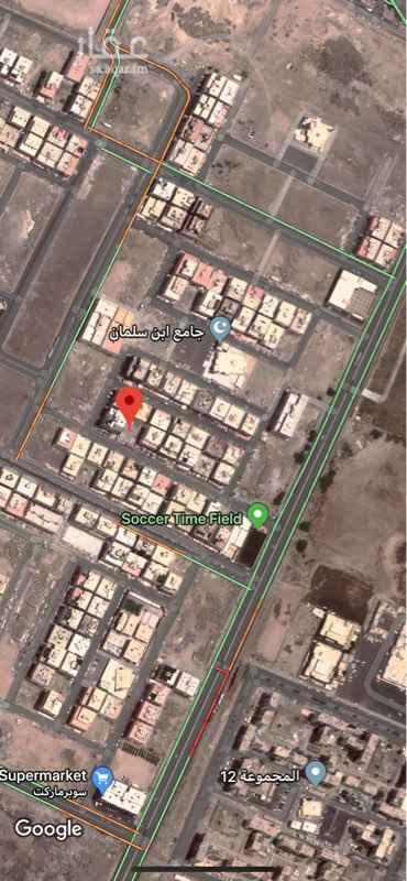 أرض للبيع في حي الامير عبدالمجيد ، جدة