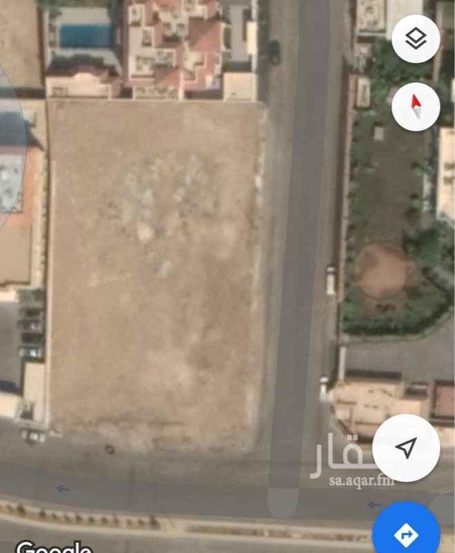 أرض للبيع في شارع نعمان بن مالك ، حي المرجان ، جدة ، جدة