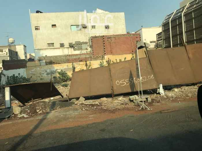 أرض للبيع في شارع الاسلام ، حي الحمراء ، جدة