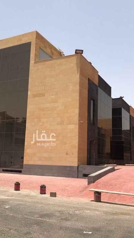 مكتب تجاري للإيجار في شارع الالهام ، حي الحمراء ، جدة