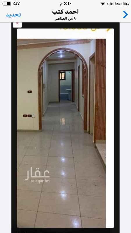 شقة للإيجار في شارع عبدالله بن عامر ، حي المروة ، جدة ، جدة
