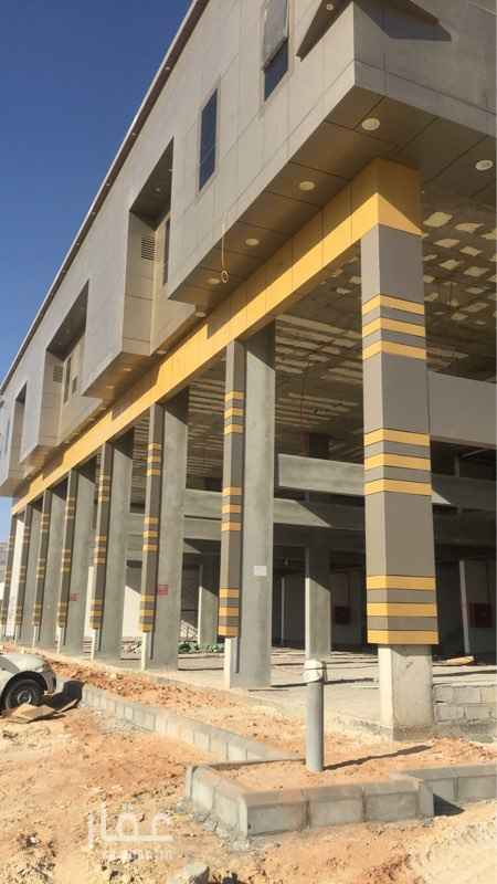 محل للإيجار في طريق الملك عبدالعزيز, العارض, الرياض