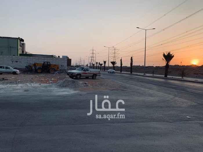 أرض للإيجار في شارع مليحه ، حي المونسية ، الرياض