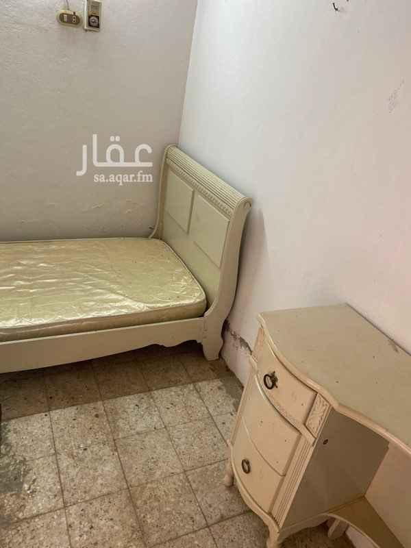غرفة للإيجار في شارع أبي ربيعة الربعي ، حي السامر ، جدة