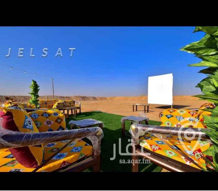 مخيم للإيجار في حي الشرق ، الرياض ، رماح