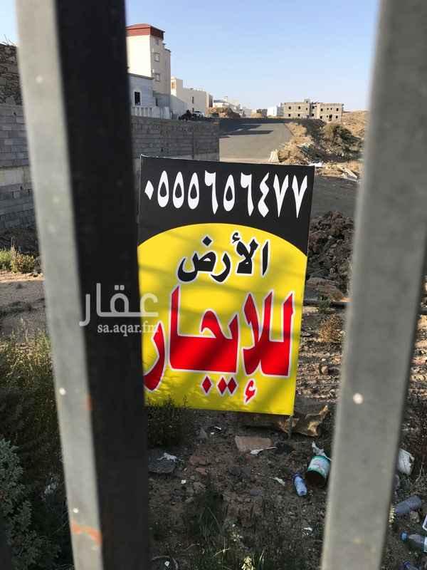 أرض للإيجار في شارع ممشى المحالة ، خميس مشيط