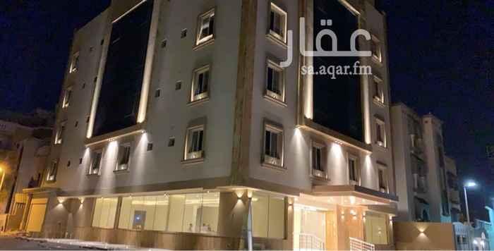 عمارة للإيجار في شارع عصمة بن ابير ، حي الزهراء ، جدة