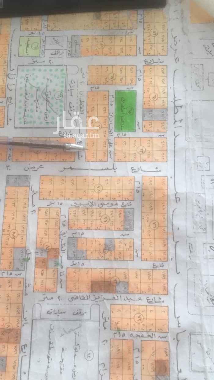 أرض للبيع في شارع الفضائل ، حي الازدهار ، الرياض