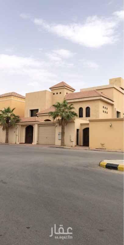 فيلا للإيجار في شارع إسحاق بن إبراهيم ، حي الغدير ، الرياض ، الرياض