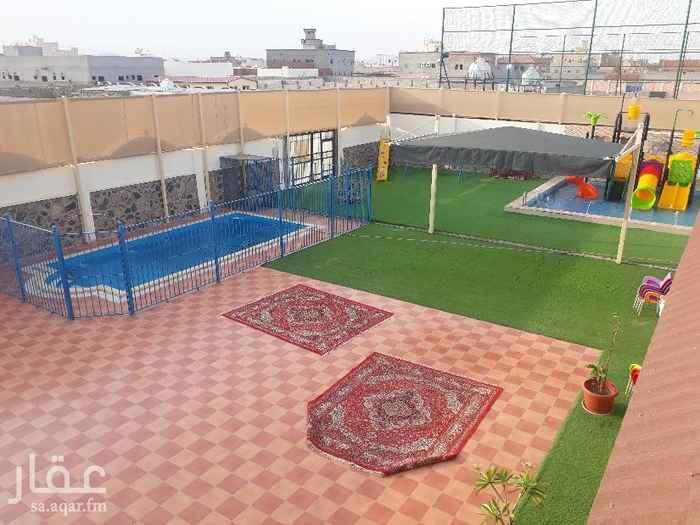 استراحة للإيجار في حي الرحمانية ، جدة