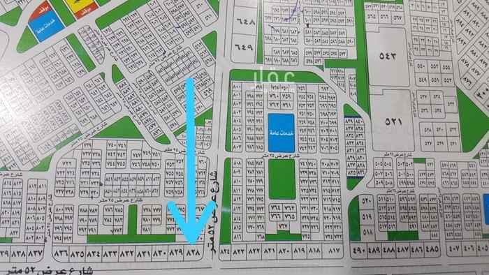 أرض للبيع في حي الزمرد ، جدة ، جدة