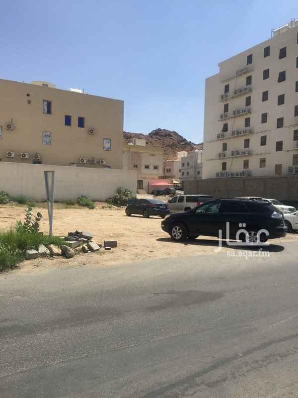 أرض للإيجار في شارع وادي وج ، الطائف