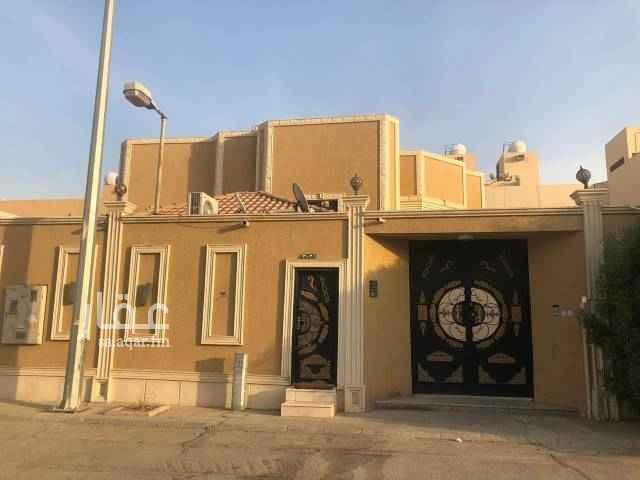 بيت للبيع في شارع ذمار ، حي العقيق ، الرياض