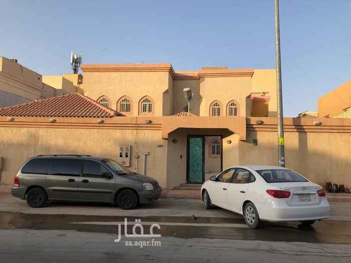 فيلا للبيع في شارع بدوة العليا ، حي العقيق ، الرياض