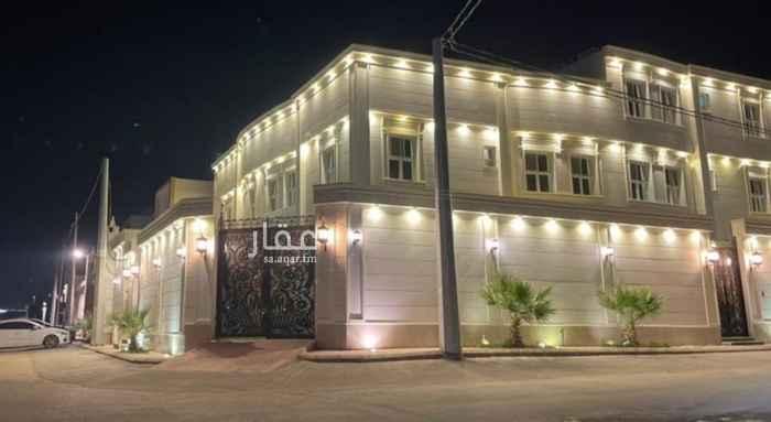 فيلا للبيع في شارع مجزاه بن ثور السدوسي ، حي البيان ، الرياض