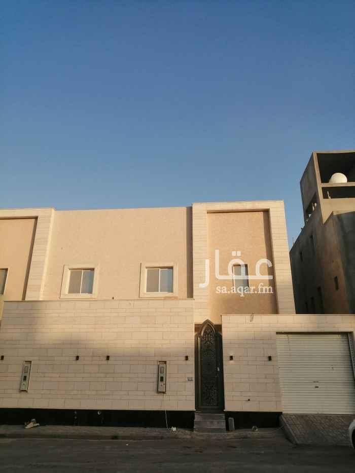 فيلا للإيجار في حي ، شارع يعقوب الصفار ، حي المهدية ، الرياض ، الرياض
