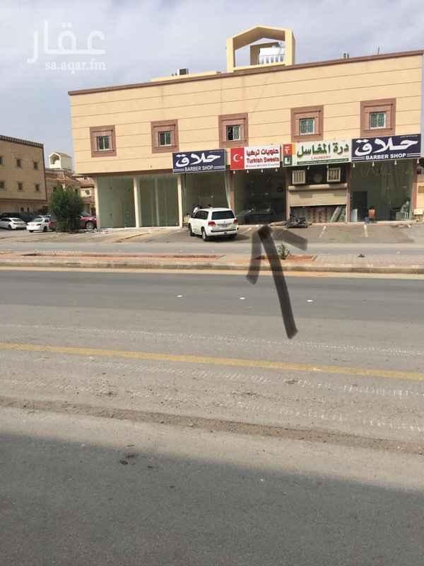 محل للإيجار في شارع نابلس ، حي ظهرة لبن ، الرياض