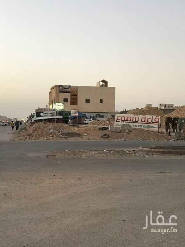 أرض للإيجار في شارع عبدالله بن العاص, العارض, الرياض