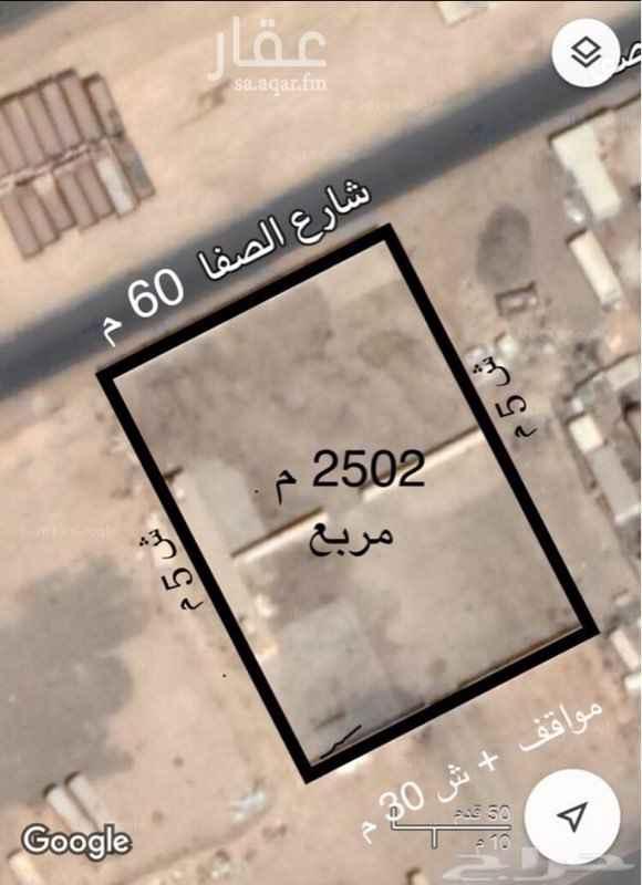 أرض للإيجار في شارع الصفا ، حي السلي ، الرياض ، الرياض