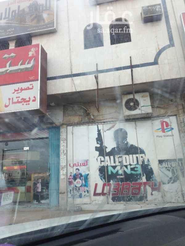 محل للإيجار في شارع الامير بندر بن عبدالعزيز ، حي النهضة ، الرياض