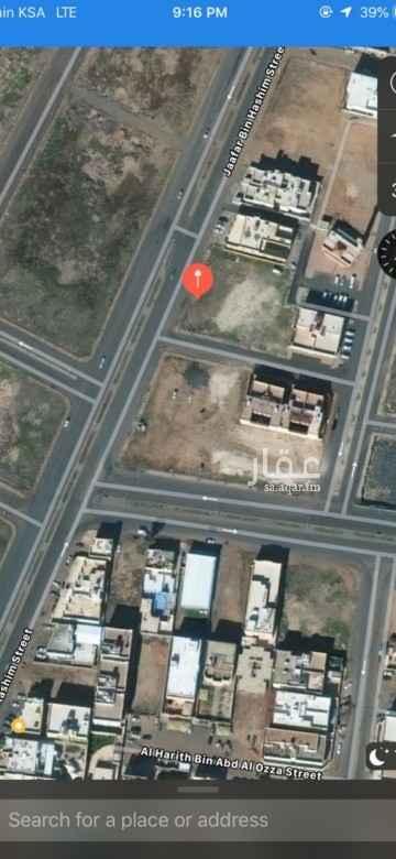 أرض للبيع في شارع ربيعه بن عمرو ، حي الروابي ، المدينة المنورة ، المدينة المنورة