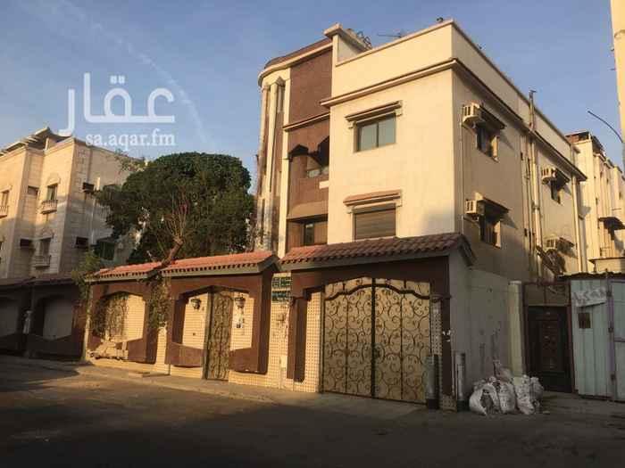 فيلا للبيع في شارع عبدالرحمن بن ابي عقيل ، حي الصفا ، جدة ، جدة