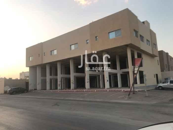 عمارة للإيجار في شارع علي بن شيبان ، حي العوالي ، الرياض