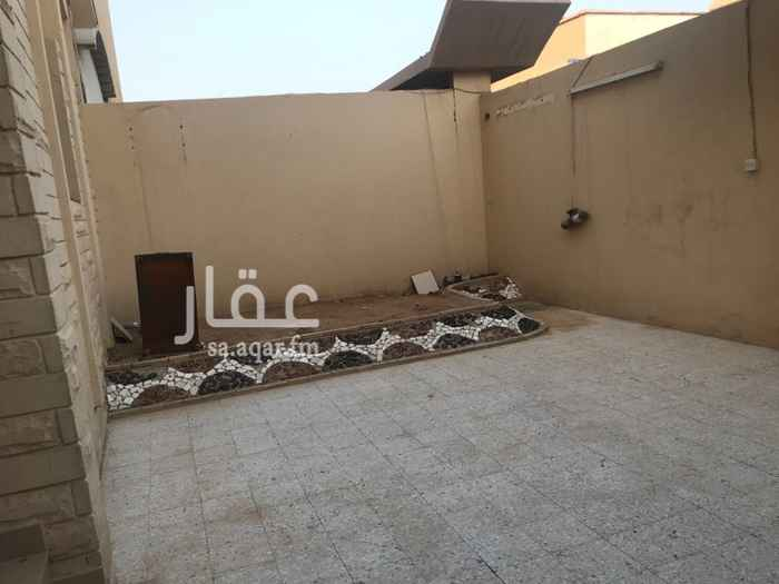 دور للإيجار في شارع عائشة بنت أبي بكر ، حي الزهرة ، الرياض ، الرياض