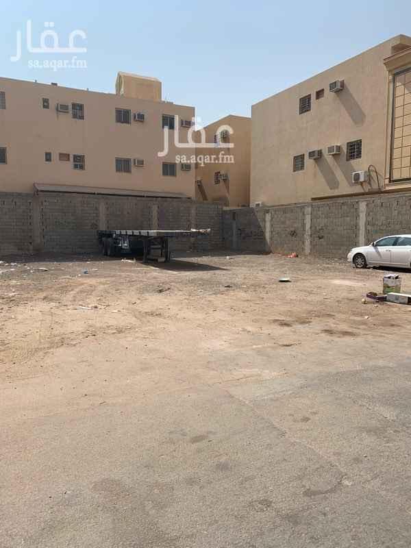 أرض للبيع في شارع ابي عطاء العطاري ، حي المعيزيلة ، الرياض