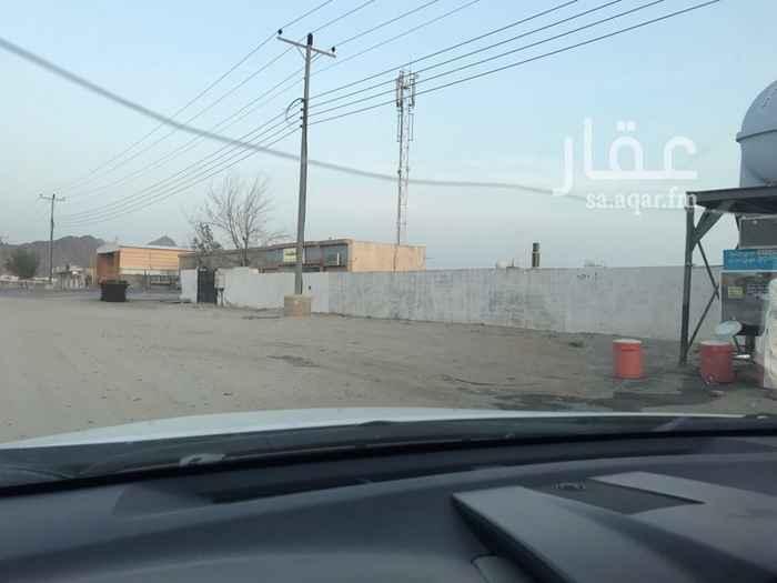 أرض للإيجار في حي العمرة الجديدة