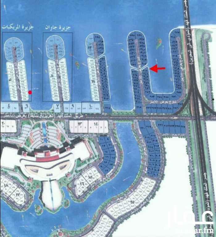 أرض للبيع في طريق الملك فهد بن عبدالعزيز ، حي الخور ، الخبر