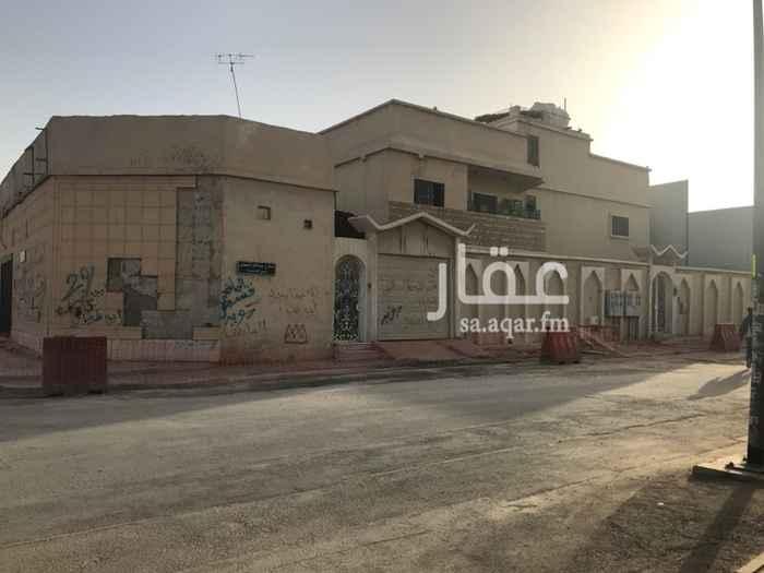 فيلا للإيجار في شارع ابي الحسن الوجيه, العزيزية, الرياض