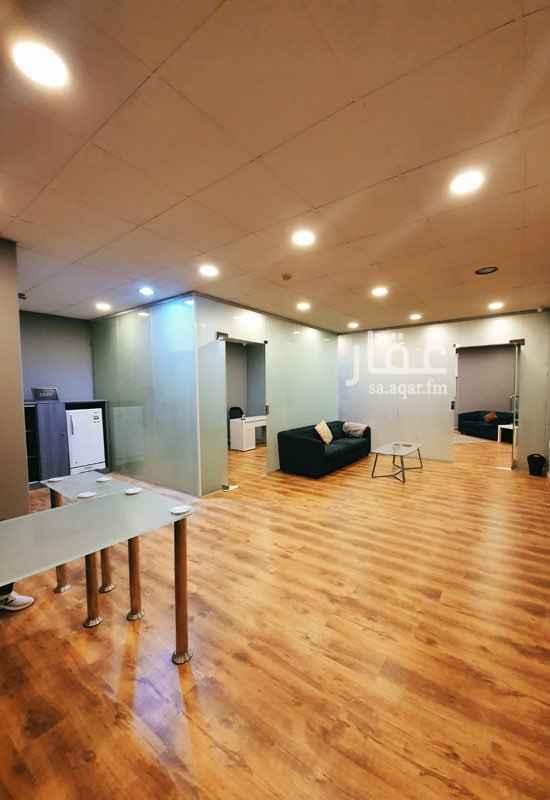 مكتب تجاري للإيجار في شارع المحلة الجديدة ، حي العقيق ، الرياض ، الرياض