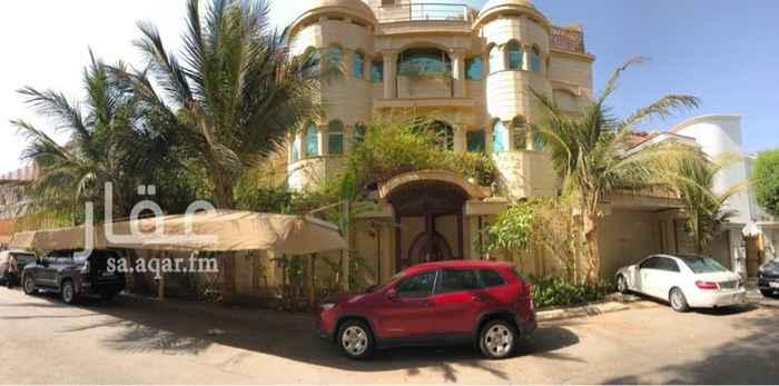 فيلا للبيع في شارع حسن عثمان ، حي الشاطئ ، جدة ، جدة