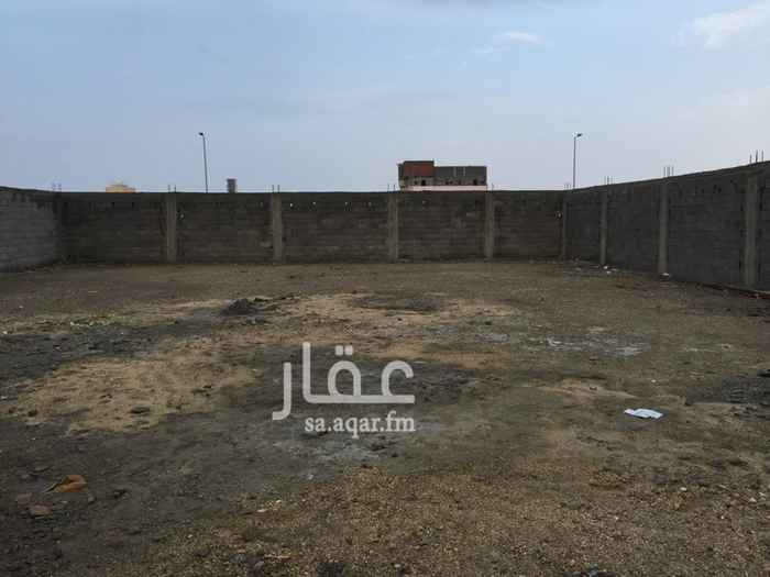 أرض للإيجار في شارع الأمير ناصر بن عبد العزيز ، حي السويس ، جازان ، جزان