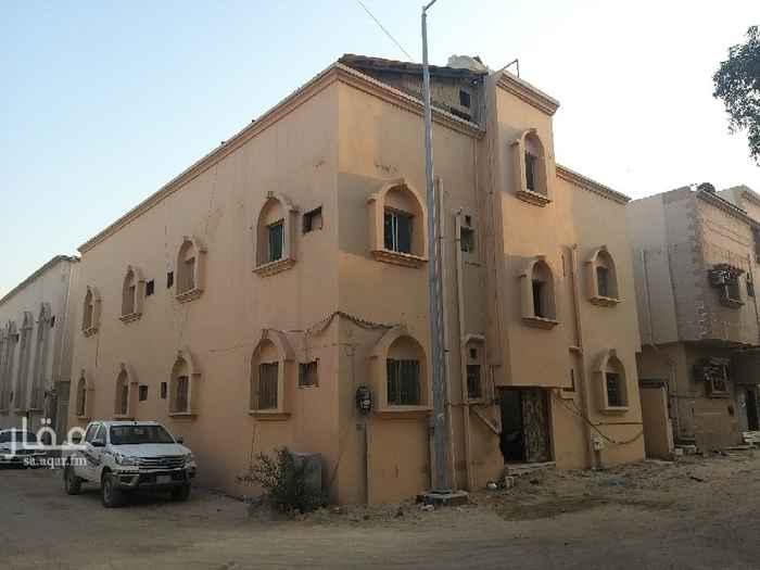 عمارة للإيجار في الجبيل ، حي مخطط غرب المزارع ، الجبيل