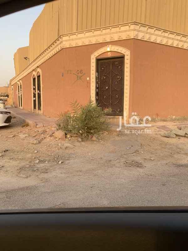 استراحة للبيع في شارع احمد بن صدفة السلمي ، حي السلي ، الرياض