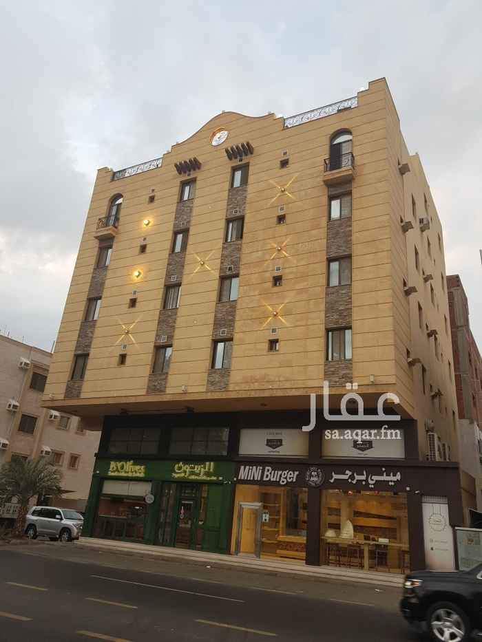 مكتب تجاري للإيجار في شارع عبدالمقصود خوجة ، حي الروضة ، جدة ، جدة