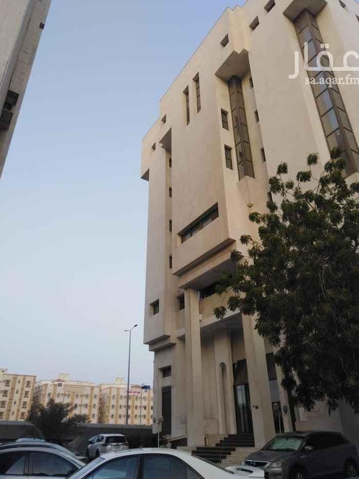 مكتب تجاري للإيجار في طريق المدينة المنورة ، حي السلامة ، جدة ، جدة