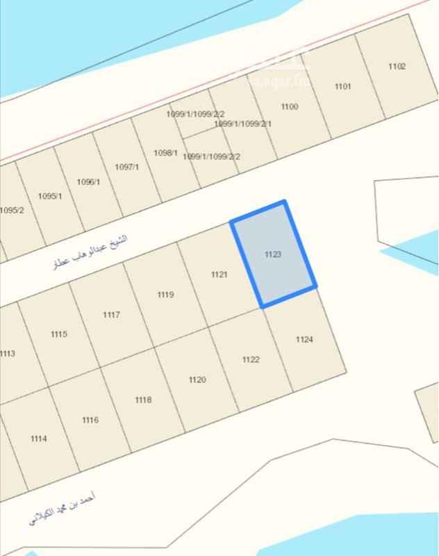 أرض للبيع في حي الحزم ، الرياض