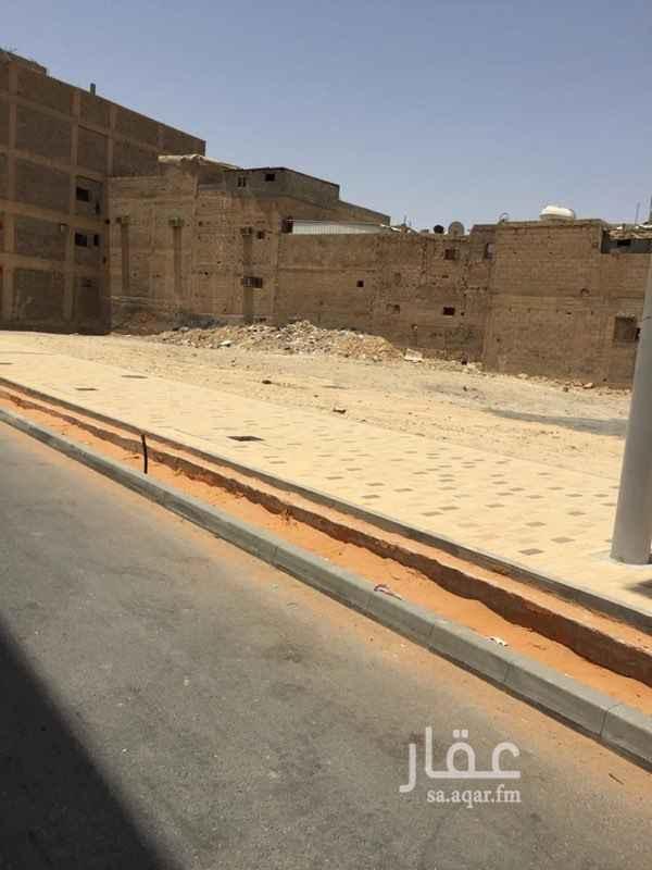 أرض للبيع في شارع سهل بن عدي ، حي منفوحة الجديدة ، الرياض ، الرياض