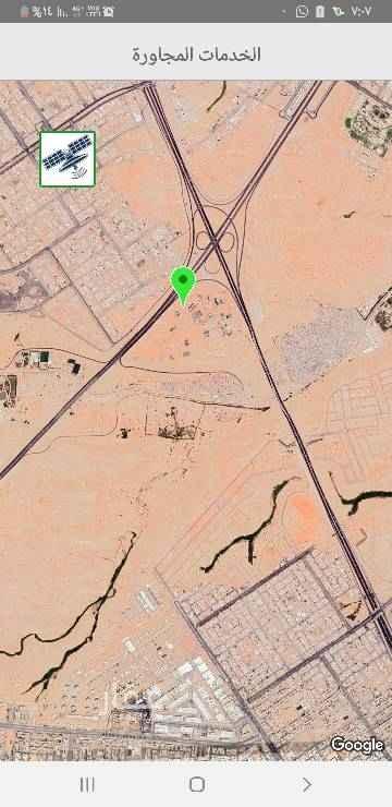 أرض للإيجار في طريق مكة المكرمة ، الرياض