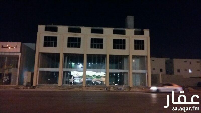 عمارة للإيجار في شارع العشيرة ، حي ظهرة لبن ، الرياض