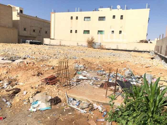 أرض للبيع في شارع جياد ، حي ظهرة لبن ، الرياض