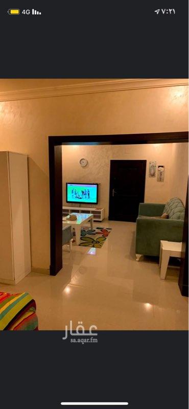 شقة مفروشة في شارع عبدالله بن عامر ، حي المروة ، جدة ، جدة